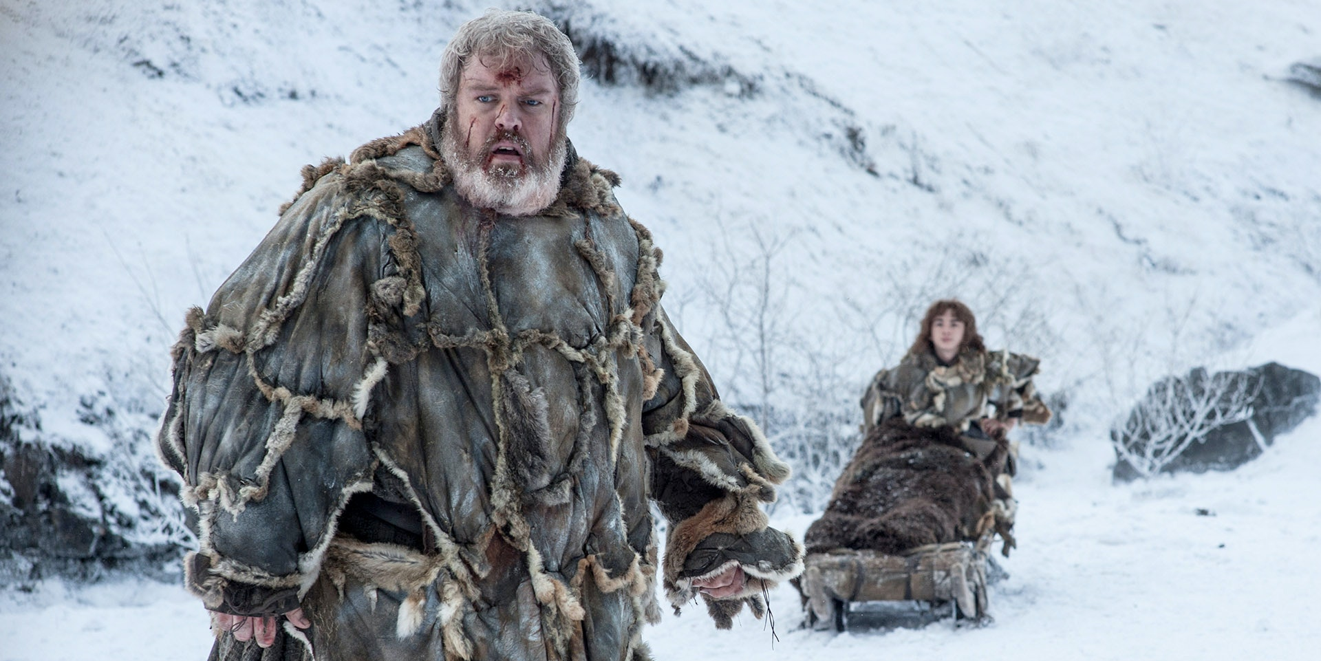 Hodor Is Evil: The Bonkers 'Game of Thrones' Theory That's Now Relevant