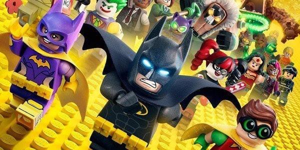 Lego Batman Wants to Bone Lego Batgirl Real Bad