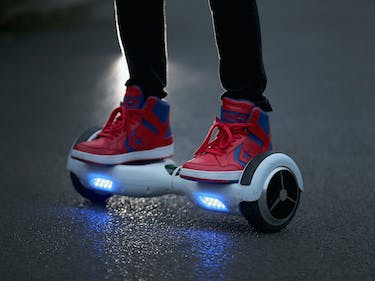 Swagway Says Hoverboards Probably Won't Explode, but Also Not to Hoverboard