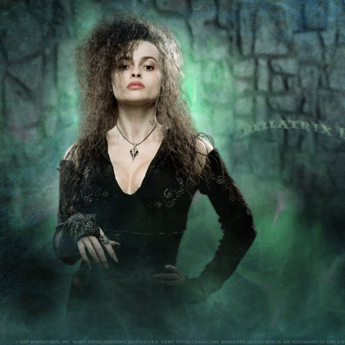 Leta Lestrange in 'Fantastic Beasts' Connects to Bellatrix and