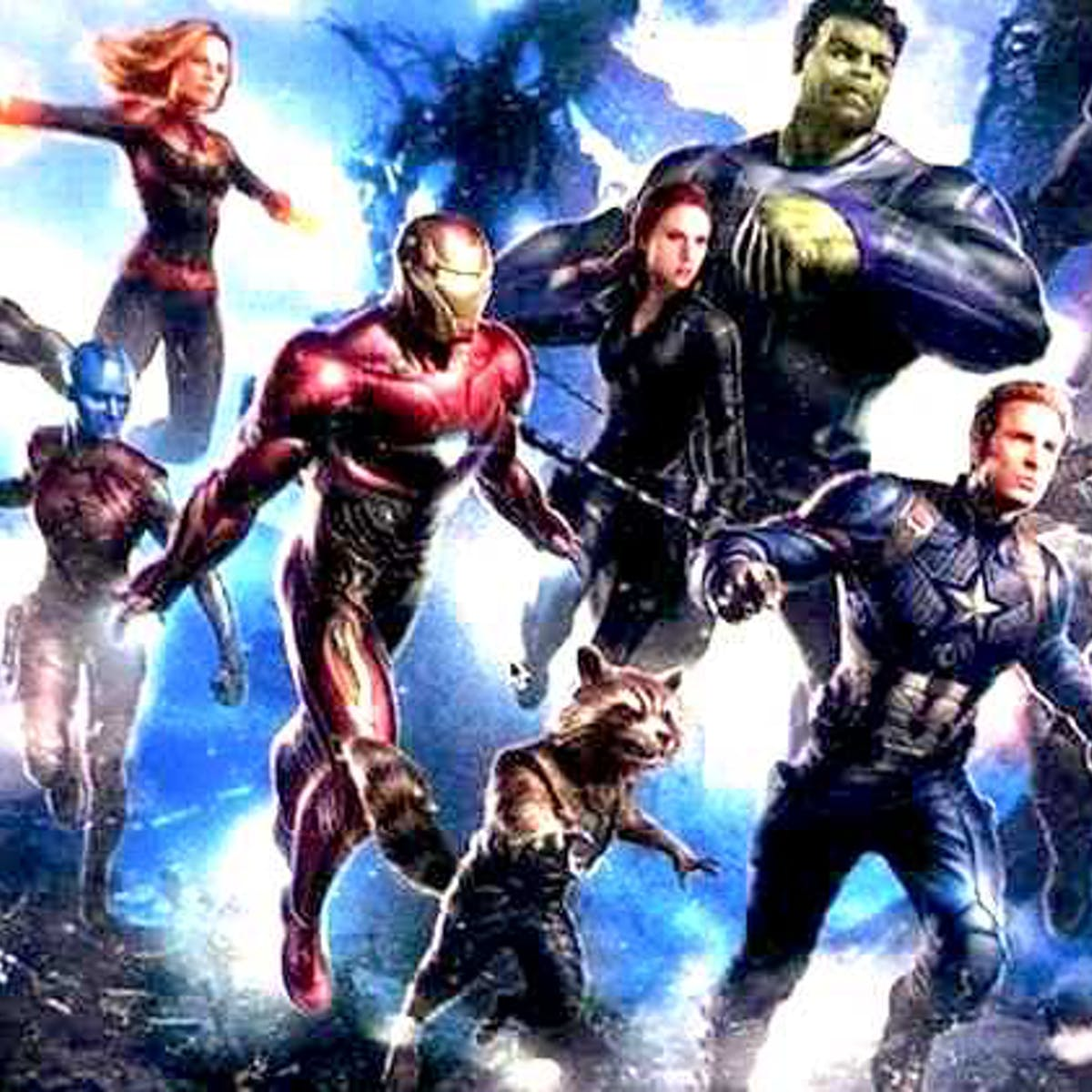 Avengers 4' Trailer Leak Teases a Moody Reunion, November