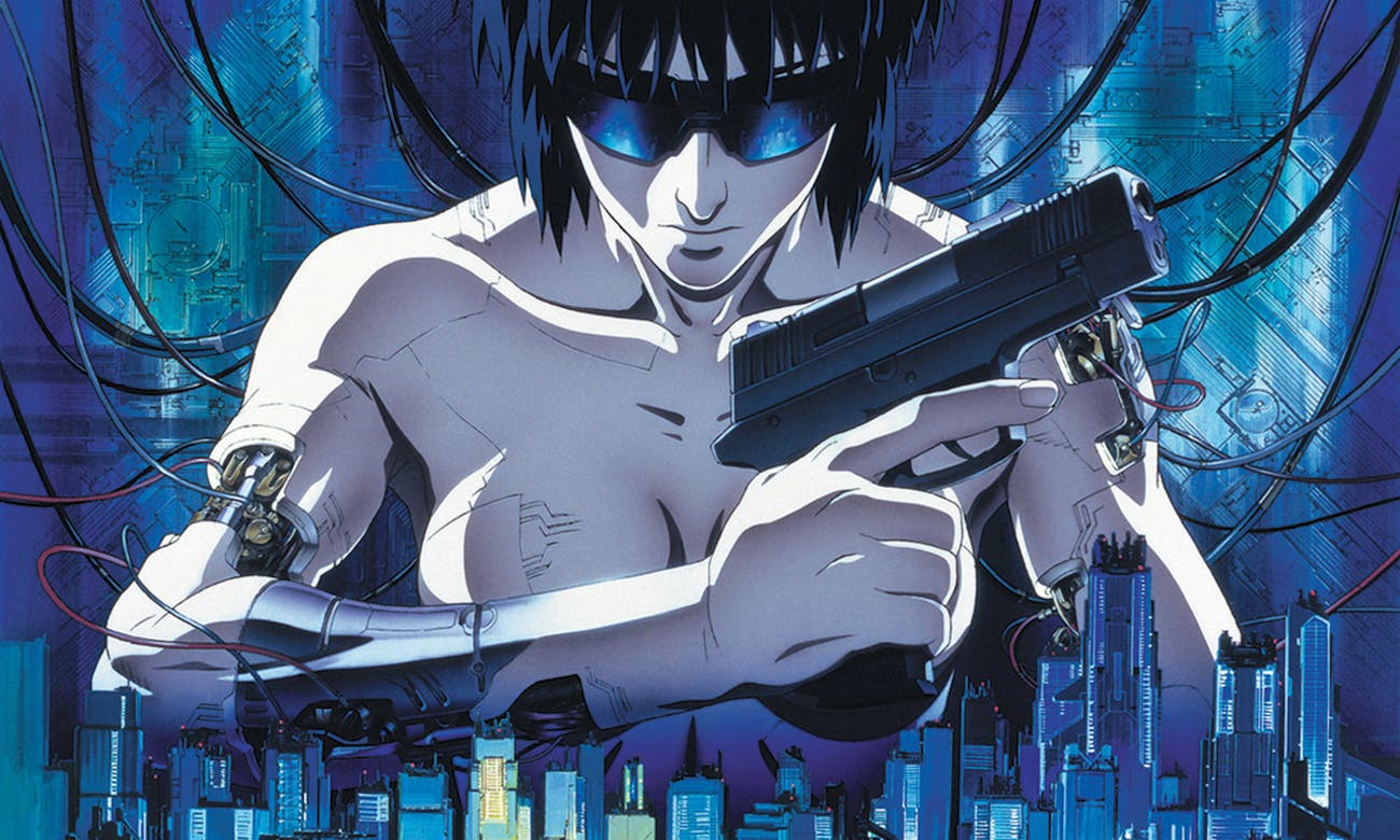 The cyberpunk franchise is one of anime's most important.