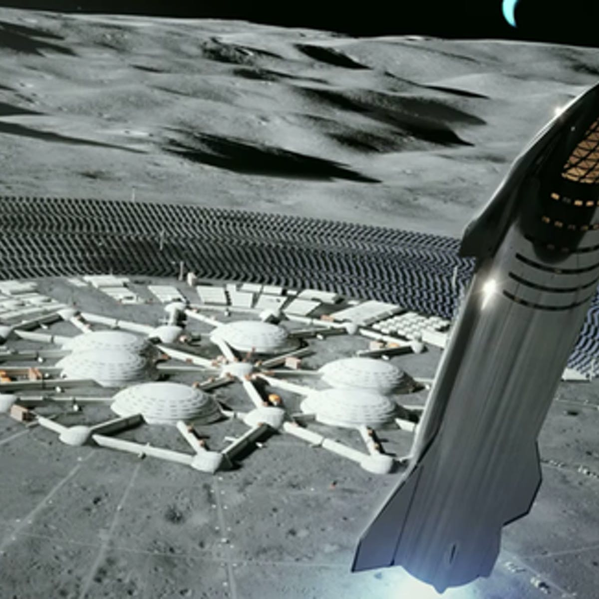 Musk Reads: New Starships are taking shape