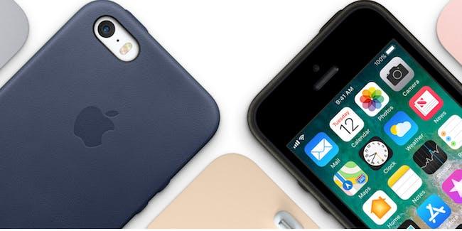 apple iphone se smarphone