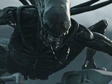 'Alien: Covenant' Trailer Fully Reveals Terrifying New Xenomorph
