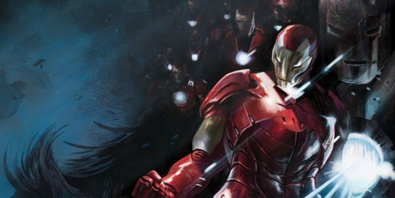 Dan Slott's 'Tony Stark: Iron Man' relaunch is for everyone.