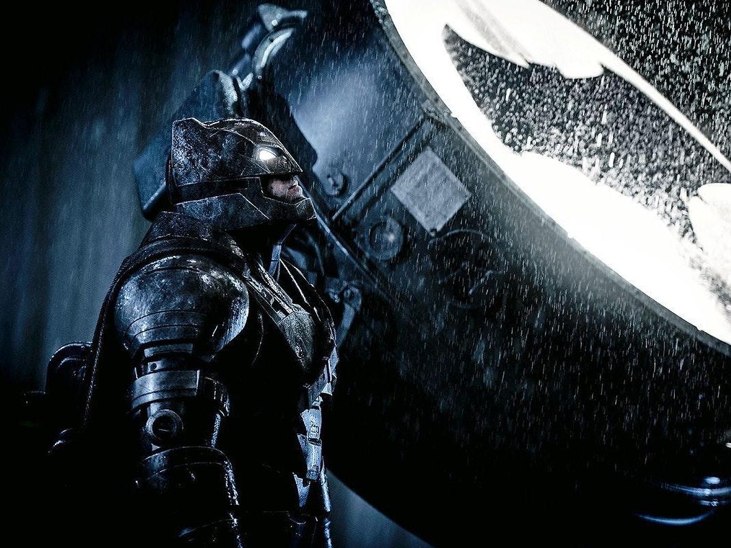 You Can't Imagine 'Suicide Squad' Sans Batman's Influence