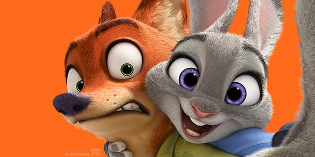 'Zootopia' Is a Deliberate, Definitive, and Probably Sensual Fantasy for Furries
