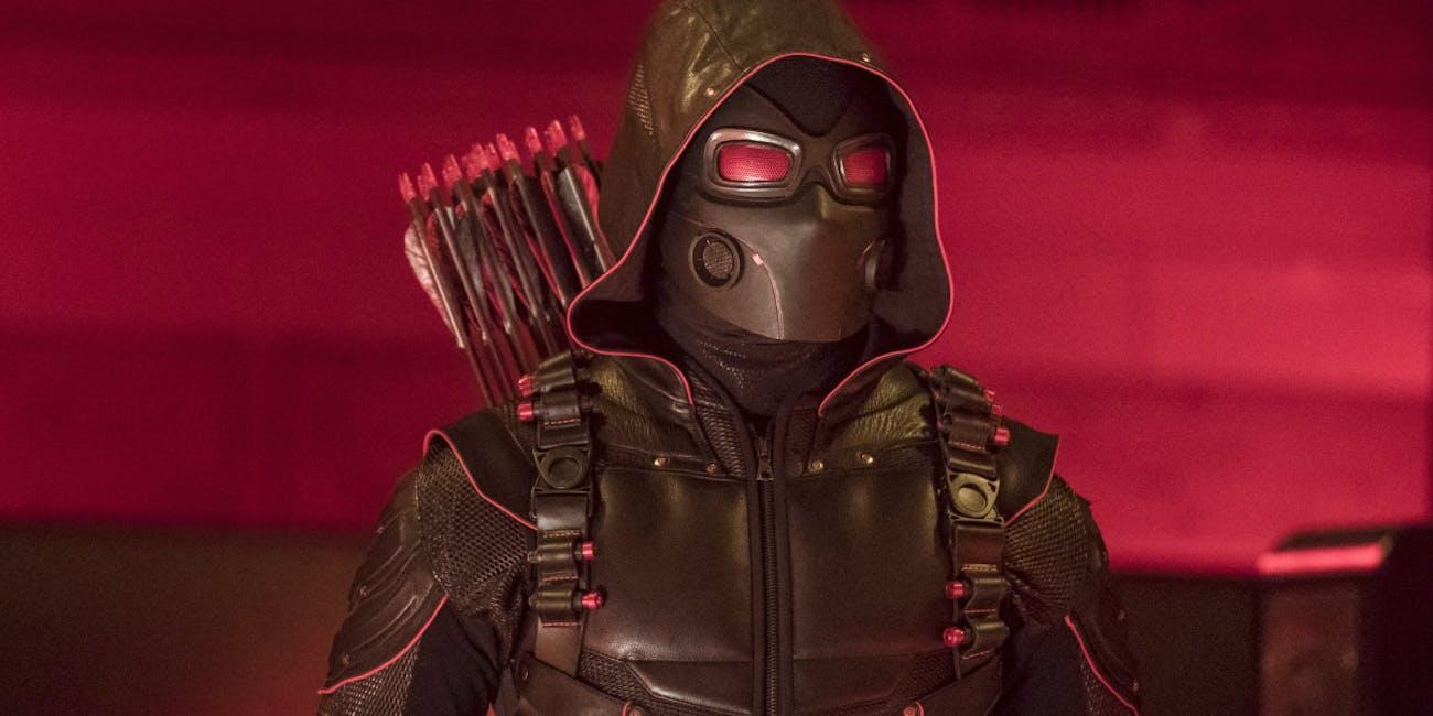 Arrow Season 6 Crossover Crisis on Earth-X