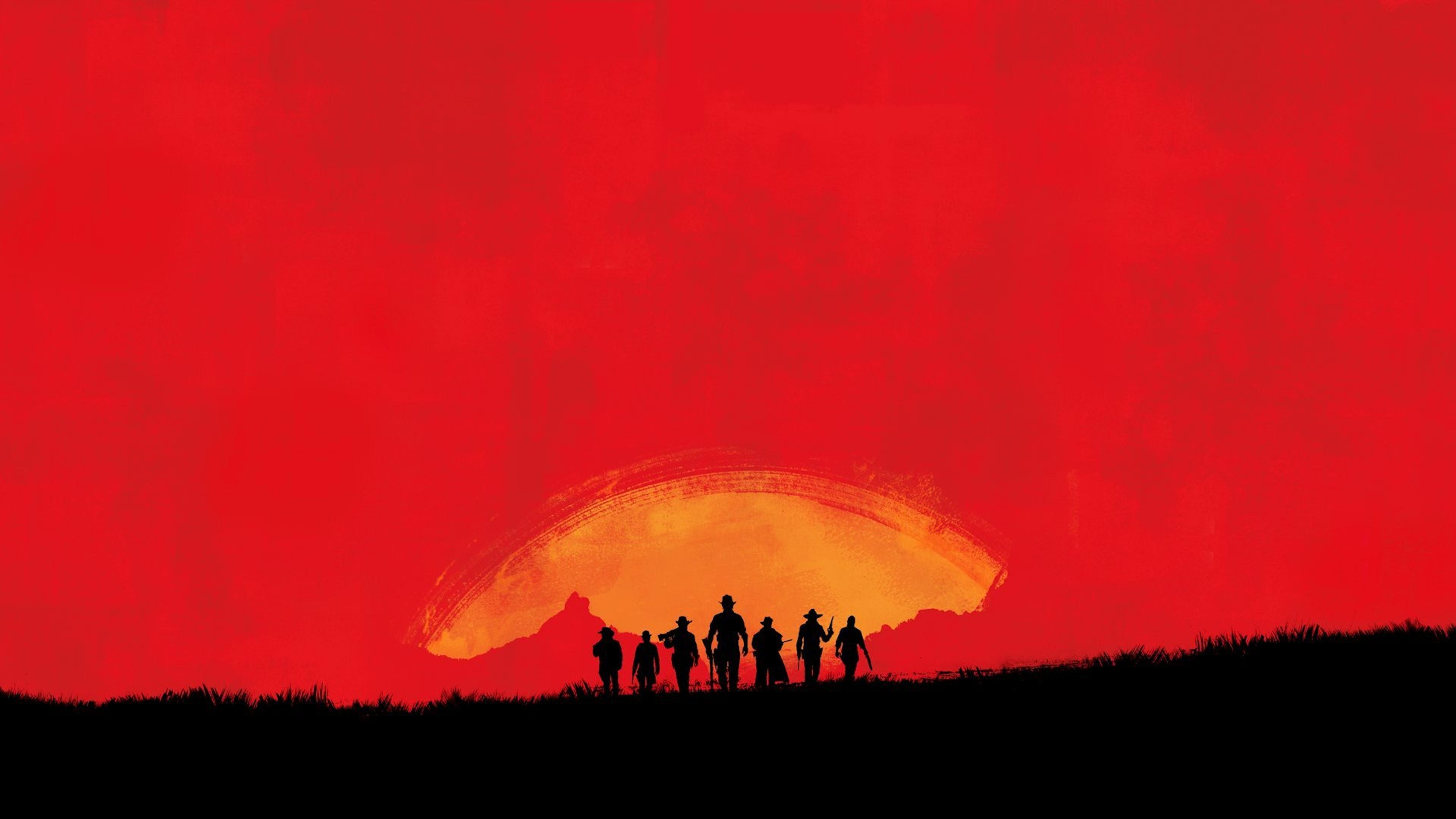 Yeah, Rockstar definitely has some 'Red' news on the horizon.