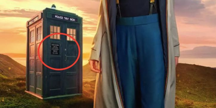 New Doctor Who Tardis Has Reverted Back To An Earlier Version