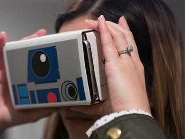Google Wants to Send You to a (Virtual) Galaxy Far, Far Away