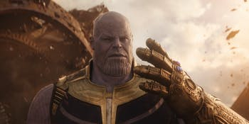 Avengers Infinity War MCU Thanos