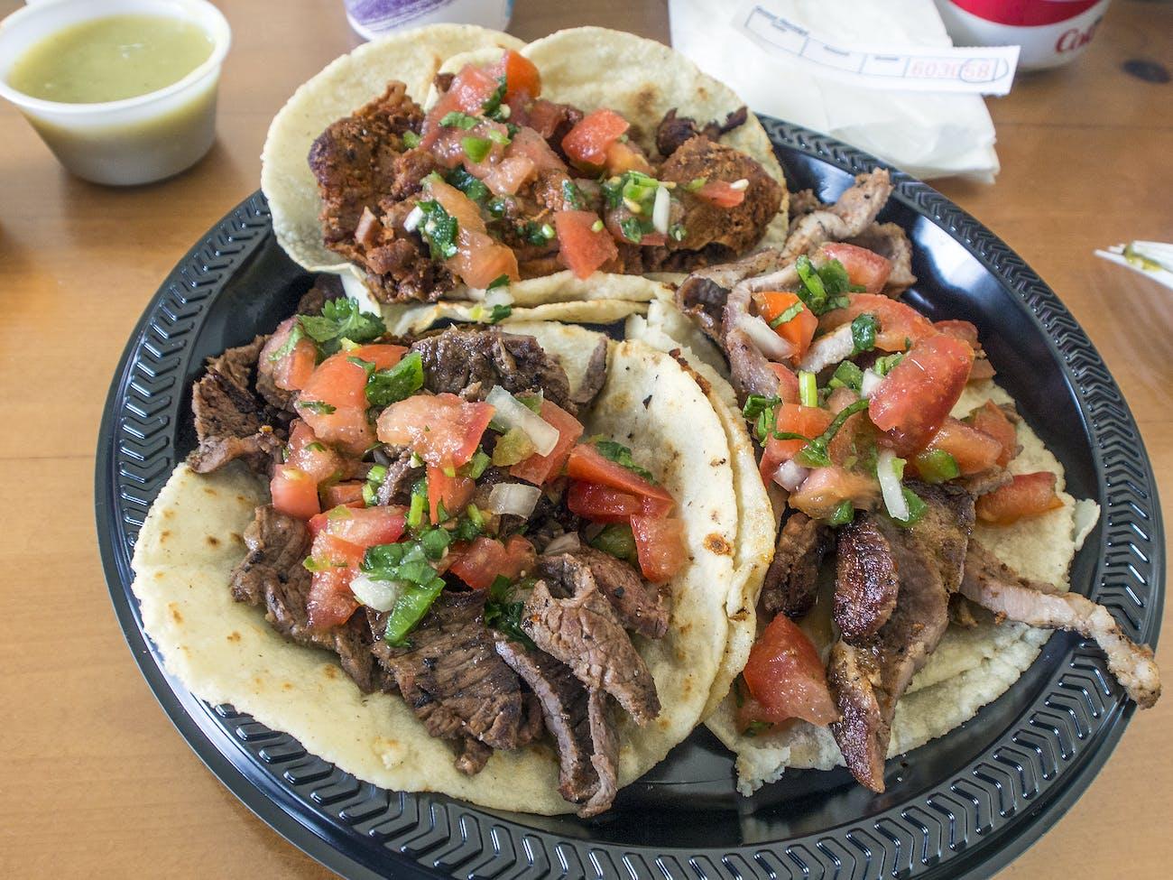 La Super Rica tacos