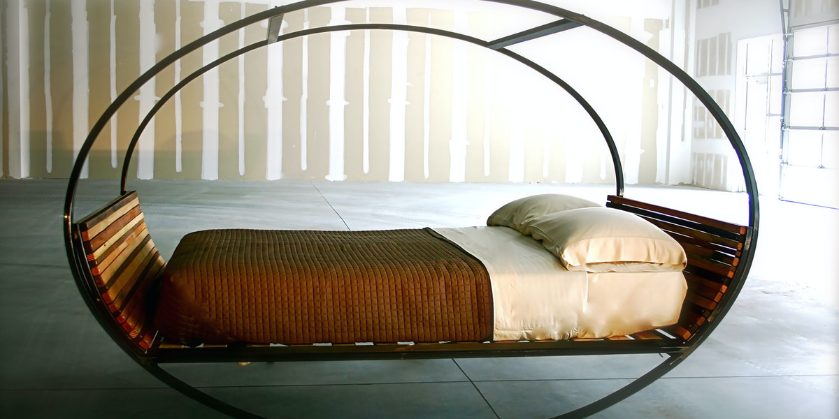 Rocking Beds Are A Crazy And Crazy Effective Solution To