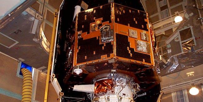 NASA IMAGE satellite