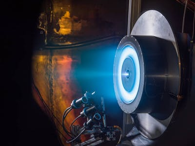 NASA Orders a New Solar-Powered Ion Engine to Explore Deep Space and Go to Mars