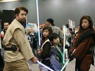 Does Lightsaber Combat Qualify as Martial Arts?