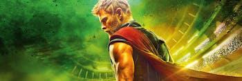 'Thor: Ragnarok' stars Chris Hemsworth as the titular god of thunder.