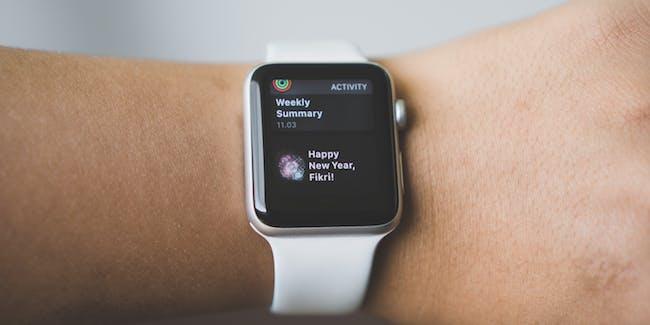 Apple Siri on watch