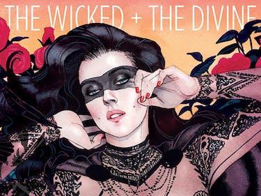 'Wicked + Divine' Debuts a Gamechanging Superhero Comic