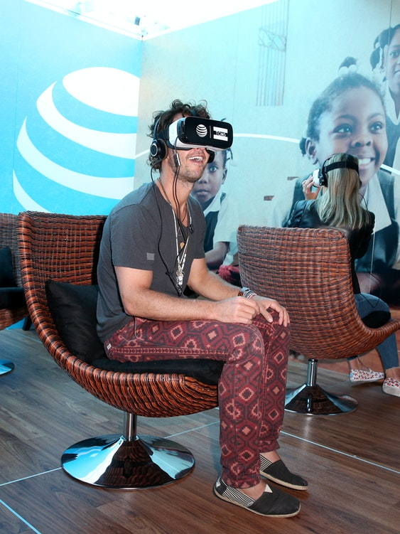 Virtual Reality technology is here, now we just need the content.