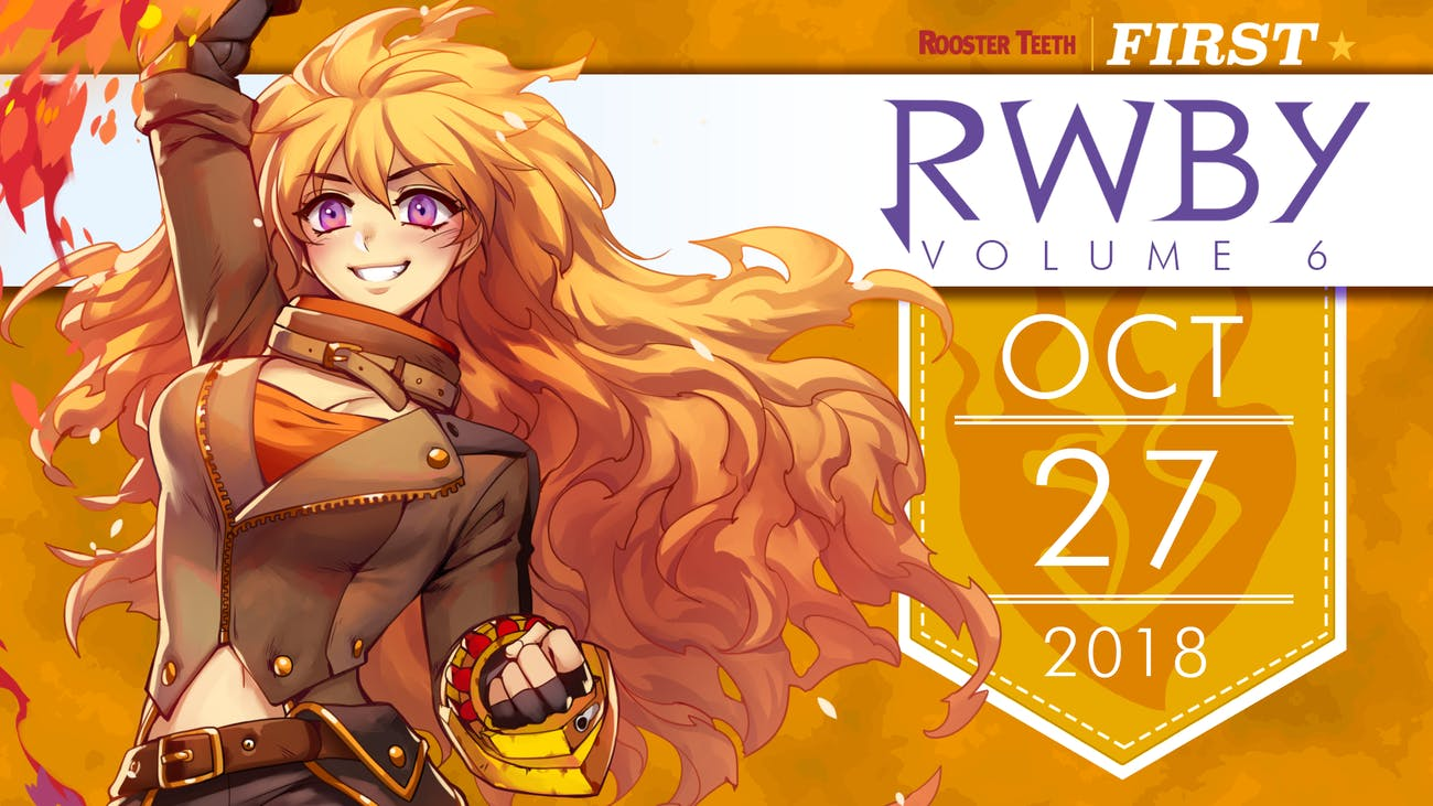 RWBY' Volume 6 Spoilers: Everything We Learned From RTX 2018