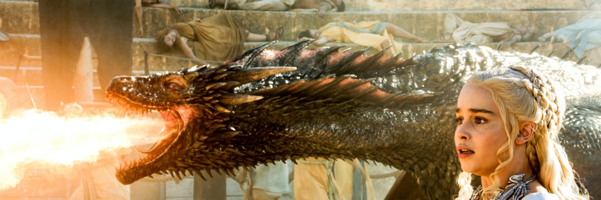 Daenery's dragons will be huge in 'Game of Thrones' Season 7