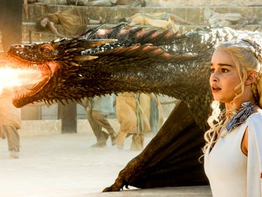 Dragons Are Like Fire-Breathing Airplanes in 'GoT' Season 7