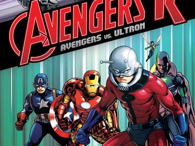 Marvel Is Introducing America to Korean Manhwa Comics with 'Avengers K'