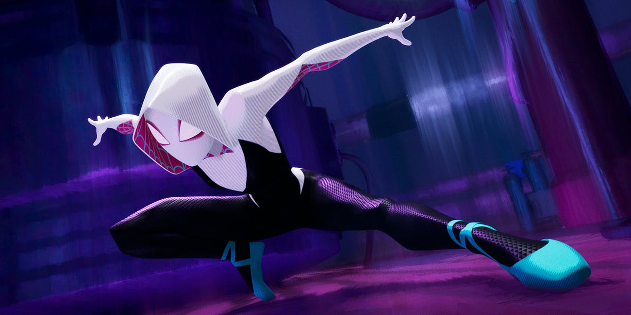Spider-Man Spider-Gwen Spider-Verse