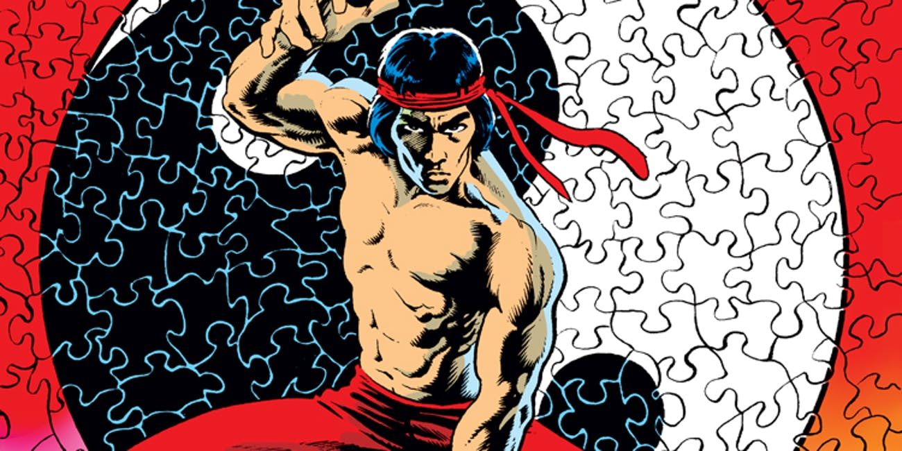Shang-Chi Marvel Comics
