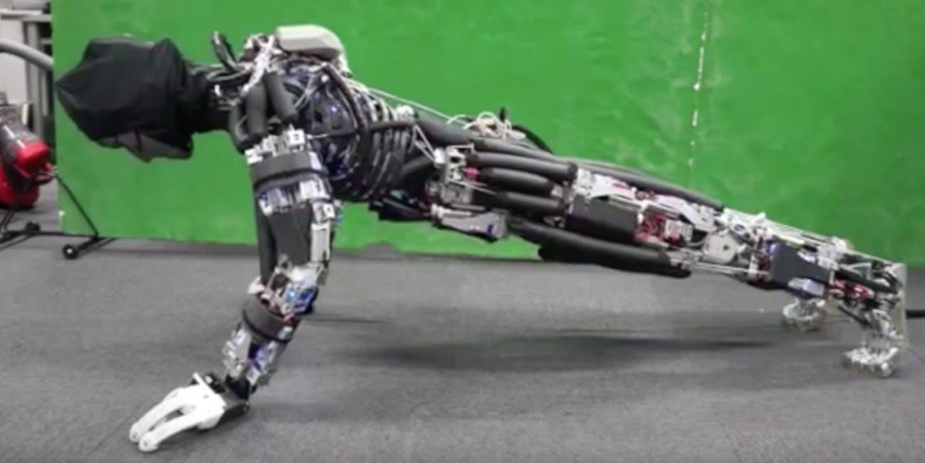 Kengoro robot