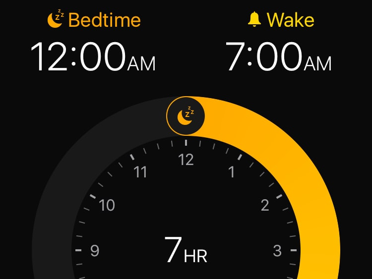 "The iPhone Bedtime App: A Little ""Shamey"" or the Best Feature Ever?"