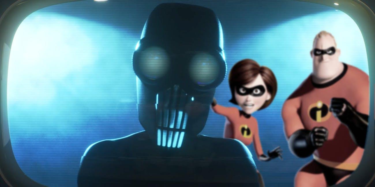 Incredibles 2 Villain
