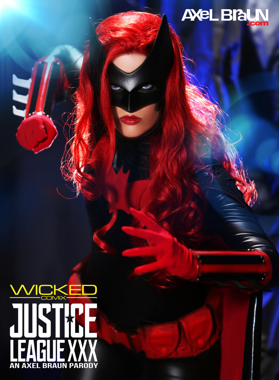Justice league all porn pics, cum on red head woman