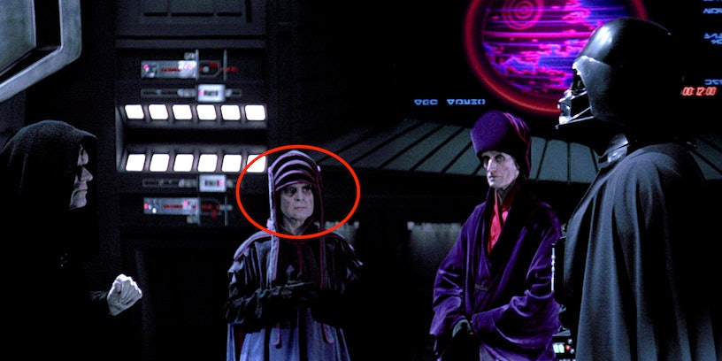 This Old-School Sith Fan Probably Started the Knights of Ren
