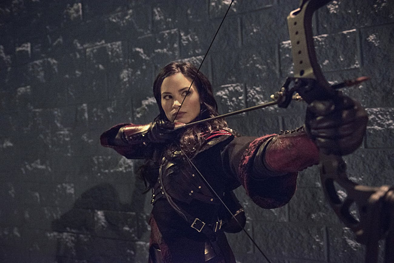 Nyssa Arrow