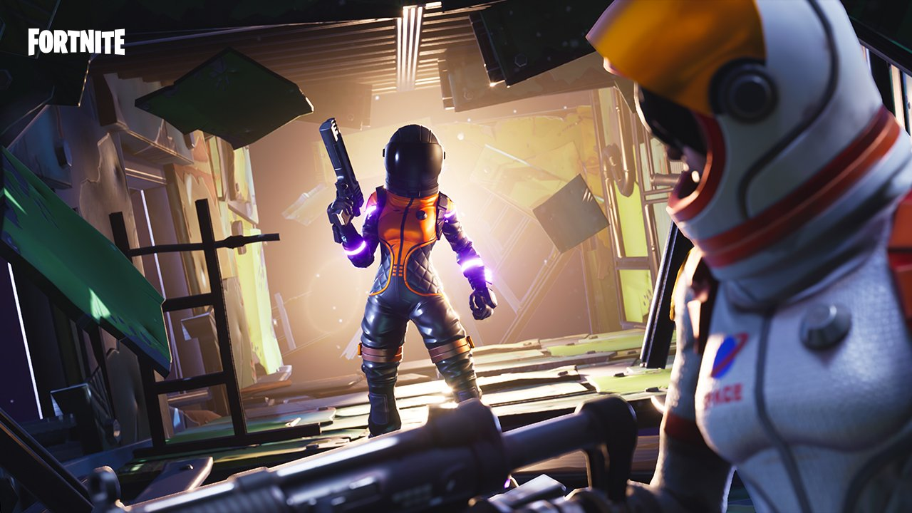 Is 'Fortnite' Down? Servers Go Offline Ahead of v4 2 Update