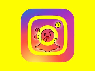 """Instagram Shamelessly Copies Snapchat With New """"Stories"""" Feature"""