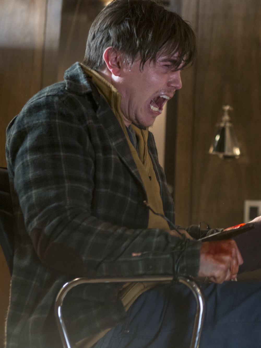 AMC Fear the Walking Dead Jesse McCartney