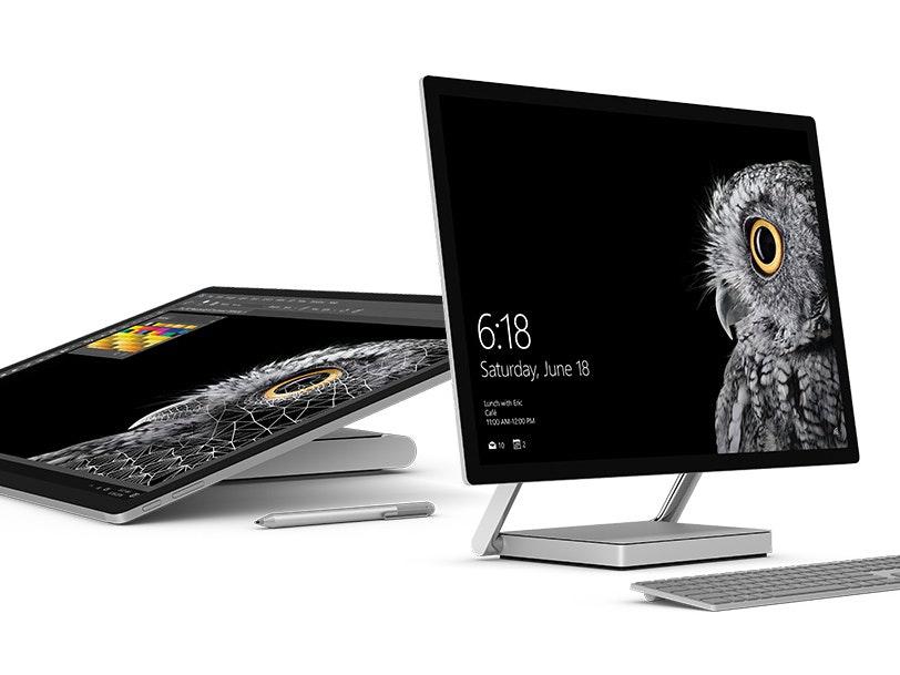 The Microsoft Surface Studio's Four Coolest Design Features
