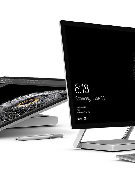 The Microsoft Surface Studio S Four Coolest Design