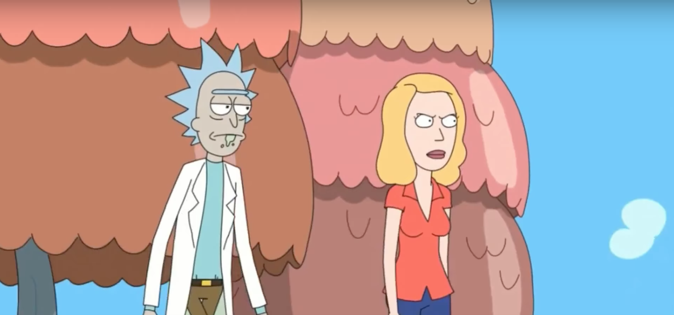 finally u0027rick and morty u0027 will focus on beth for once inverse