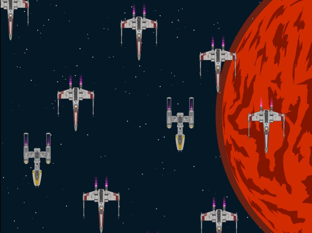 The Battle of Yavin