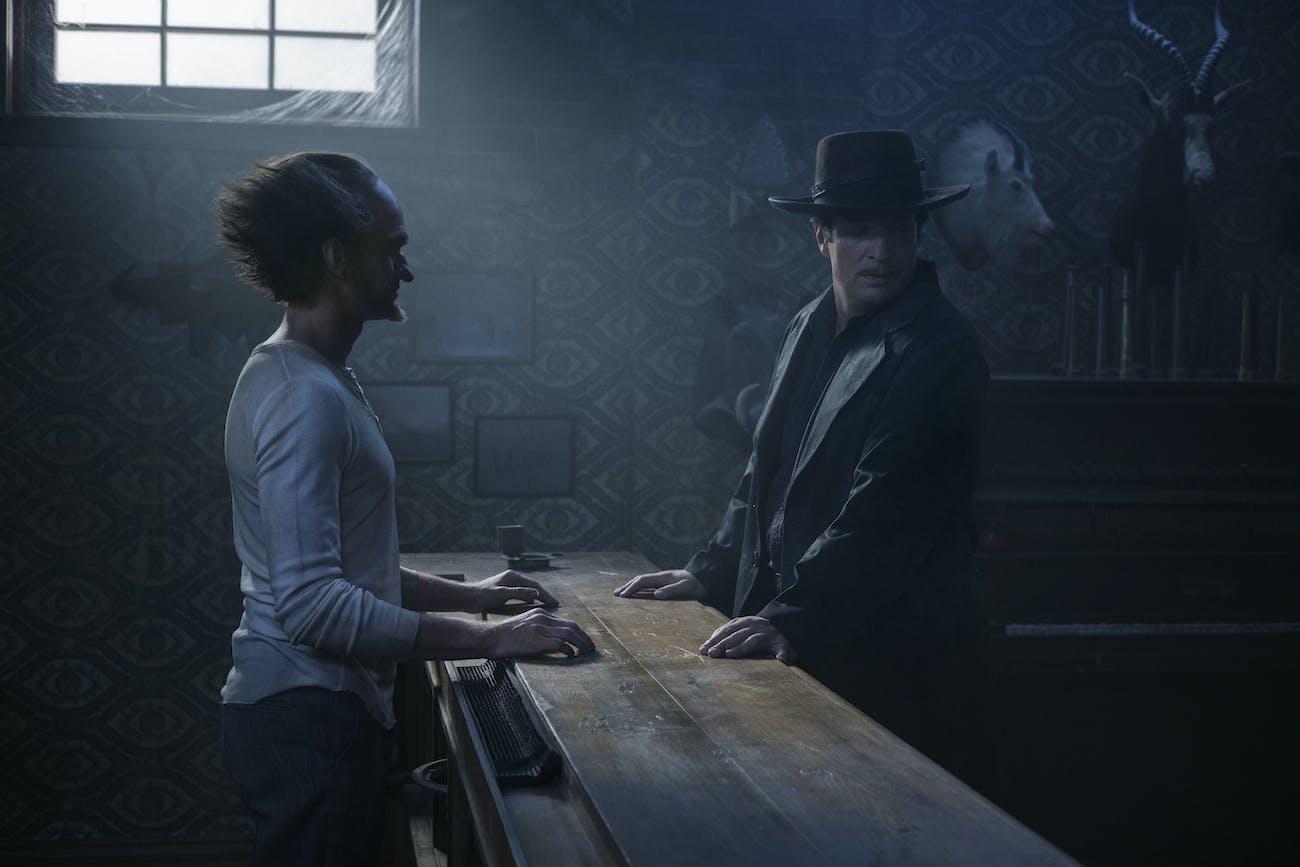 Neil Patrick Harris and Nathan Fillion