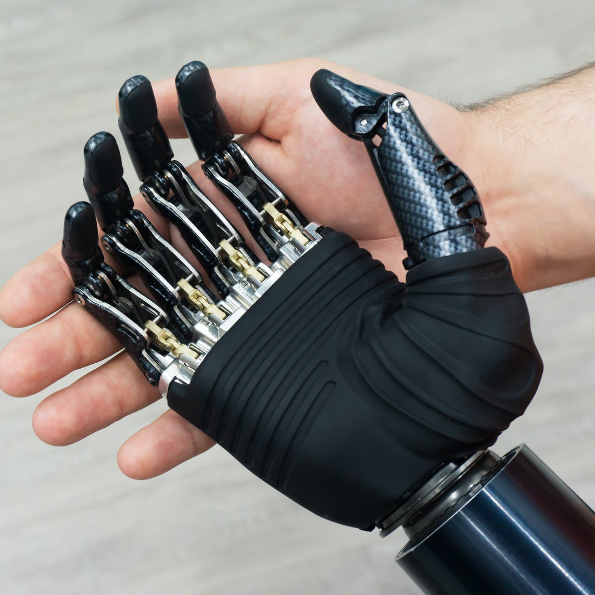 Soft, flesh-like robot actuators will make bots more lifelike than ever
