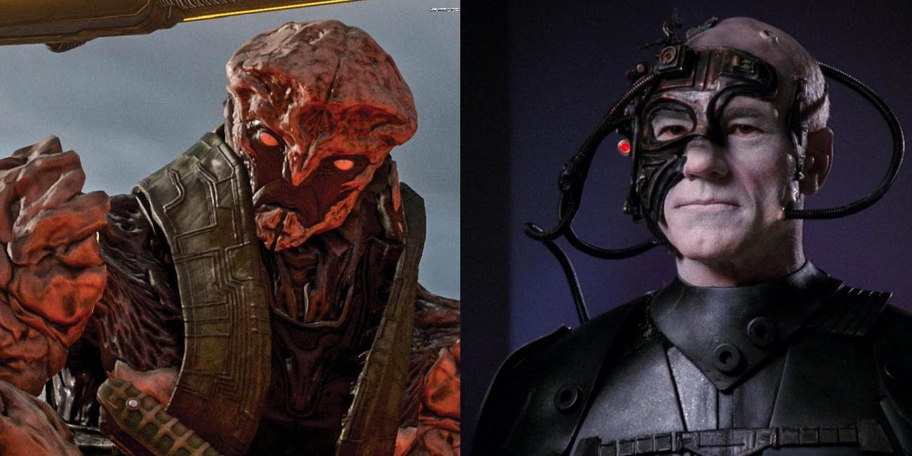 New 'Mass Effect' Villains Are Like the Borg from 'Star Trek