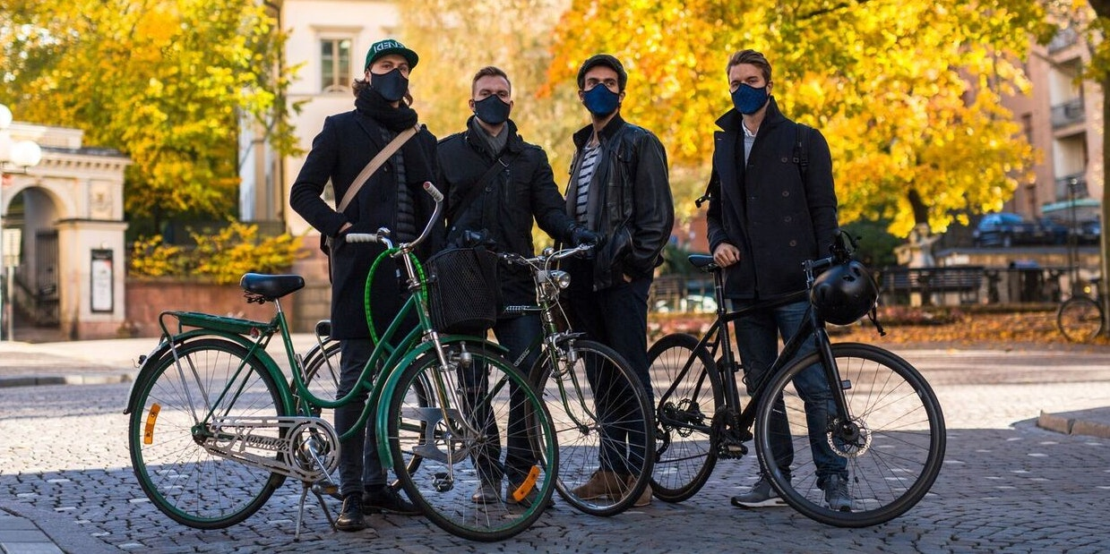 Masked Men Will Be the New Normal in San Francisco