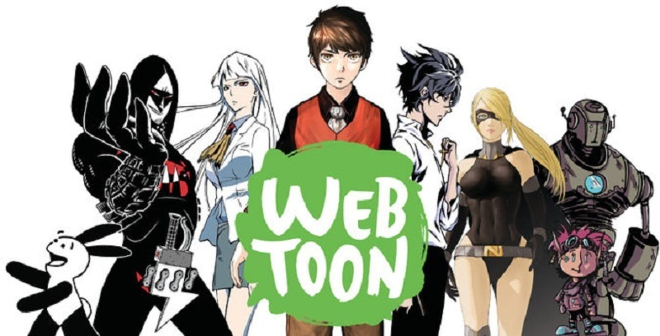 Korean-Style Webtoons and Webcomics Are The Future of Comic